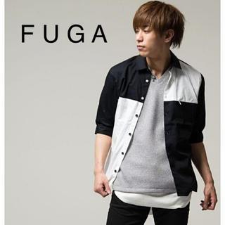 FUGA - FUGA フーガ 切り替えシャツ