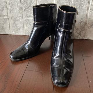 ギンザカネマツ(GINZA Kanematsu)の銀座かねまつ レインブーツ 23.5(レインブーツ/長靴)