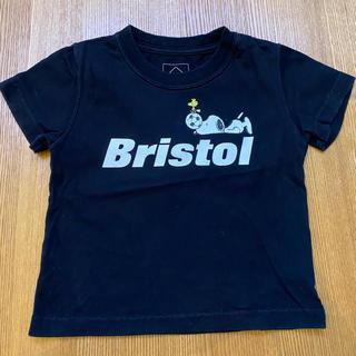 エフシーアールビー(F.C.R.B.)のBristol キッズTシャツ 100サイズ(Tシャツ/カットソー)