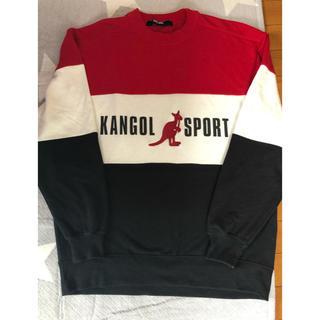 カンゴール(KANGOL)のkangolトレーナー(トレーナー/スウェット)