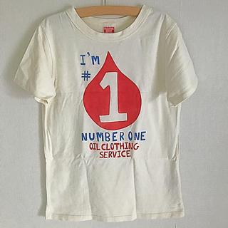 オイル(OIL)のオイルクロージングサービス Tシャツ レディースM 160センチ(Tシャツ(半袖/袖なし))