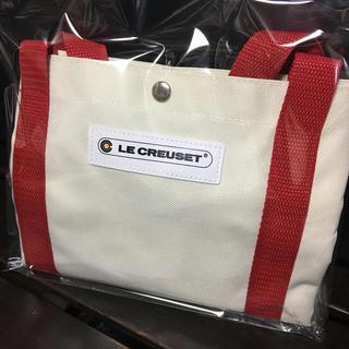 ルクルーゼ(LE CREUSET)のLE CREUSET  ✖︎BOSS  エコバッグ(エコバッグ)
