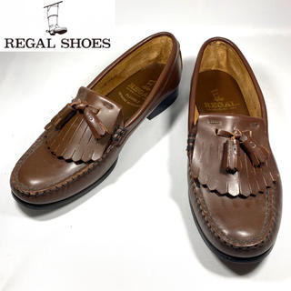REGAL - リーガル✨ タッセルローファー 22.5cm