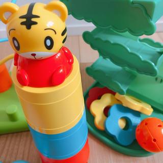 アンパンマン - しまじろう 知育玩具 こどもちゃれんじ こどもちゃれんじベビー アンパンマン