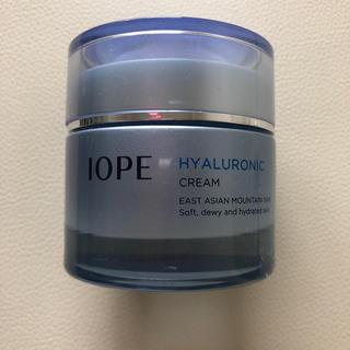 アイオペ(IOPE)のIOPE Hyaluronic cream(フェイスクリーム)