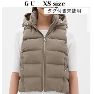 ジーユー(GU)のGU✨2WAY中綿ベスト✨タグ付き未使用(その他)