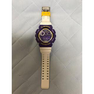 カシオ G-SHOCK レイカーズ  クレイジー カラーズ 腕時計 120cs(腕時計(デジタル))