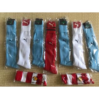 プーマ(PUMA)のプーマ サッカー ソックス 靴下 27 フットサル チャンピオン(サッカー)