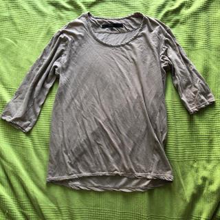 オーレット(OURET)のオーレット 7分袖カットソー(Tシャツ/カットソー(七分/長袖))