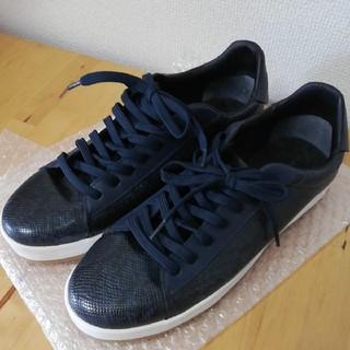 ザラ(ZARA)の送料無料【美品】28.5cm zara man スニーカー シューズ 靴 メンズ(スニーカー)