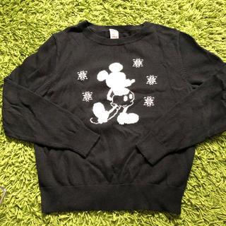 ユニクロ(UNIQLO)のミッキー  130 (Tシャツ/カットソー)