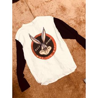 ジーユー(GU)のGU♡ラグランロンT(Tシャツ/カットソー(七分/長袖))