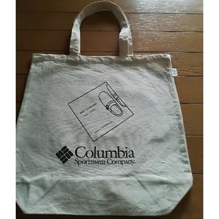 コロンビア(Columbia)の【非売品】Columbia トートバッグ(トートバッグ)