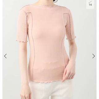 エディットフォールル(EDIT.FOR LULU)のちおりーぬ様専用!baserange omato cotton rib L(Tシャツ(半袖/袖なし))