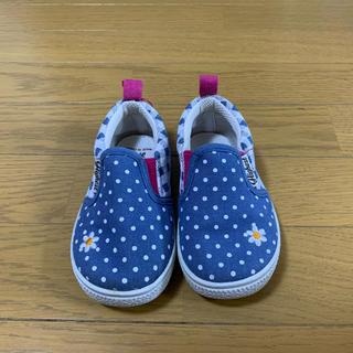 ニシマツヤ(西松屋)の子供靴 15cm 西松屋(スニーカー)
