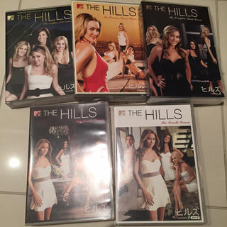 海外ドラマ THE HILLS  DVD(TVドラマ)