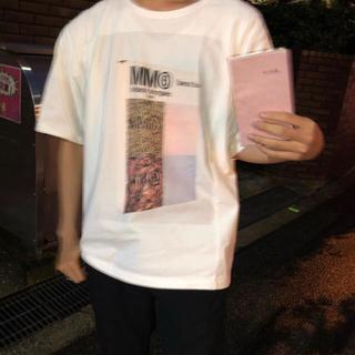 エムエムシックス(MM6)のmm6 Maison Margiela Tシャツ(Tシャツ/カットソー(半袖/袖なし))