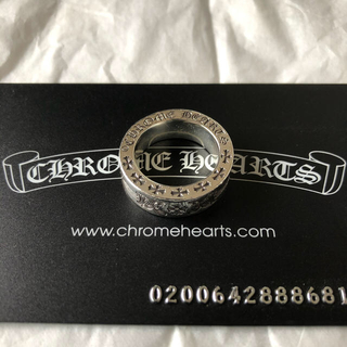 クロムハーツ(Chrome Hearts)のCHROME HEARTS スペーサーダガーリング 5号(リング(指輪))