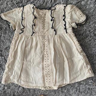 ZARA KIDS - ZARA baby 刺繍ワンピース