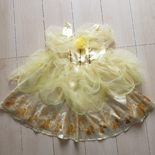 ディズニー(Disney)の美女と野獣 ベル ドレス(ドレス/フォーマル)
