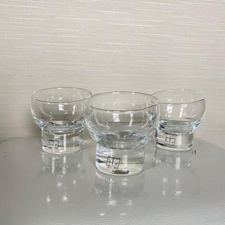 スガハラ(Sghr)の送料込み スガハラガラス 斜めグラス 3客セット(グラス/カップ)