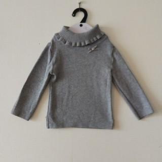 ファミリア(familiar)の現行品 familiar タートルネックセーター(ニット/セーター)