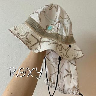 ロキシー(Roxy)のD56 ロキシー roxy BEACH HAT ビーチハット 帽子 海 プール(ハット)