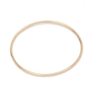 ビューティアンドユースユナイテッドアローズ(BEAUTY&YOUTH UNITED ARROWS)の美品 BEAUTY&YOUTH アローズ K18 プレーンピンキーリング(リング(指輪))