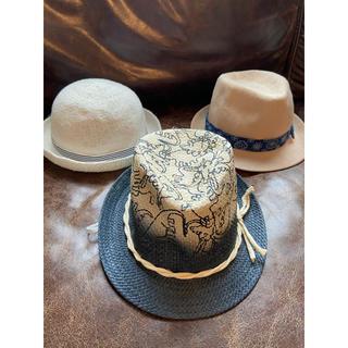 シマムラ(しまむら)のikks 帽子 3点セット 48-50cm(帽子)