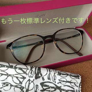ゾフ(Zoff)のZoff SMART 度入りメガネ ユニセックス (サングラス/メガネ)