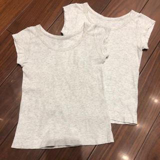 ムジルシリョウヒン(MUJI (無印良品))の無印 Tシャツ 肌着(肌着/下着)