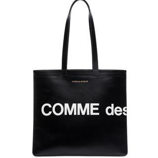 コムデギャルソン(COMME des GARCONS)のCOMME DE GARCONS レザートートバッグ(トートバッグ)