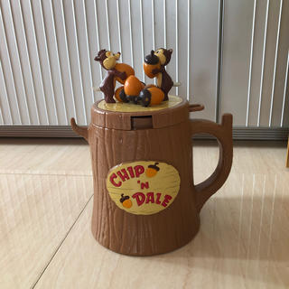 ディズニー(Disney)の[ディズニー公式レア品]Chip 'n Dale 入れ物(容器)