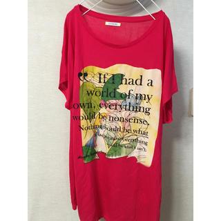 アイスバーグ(ICEBERG)のiceberg Tシャツ(Tシャツ(半袖/袖なし))