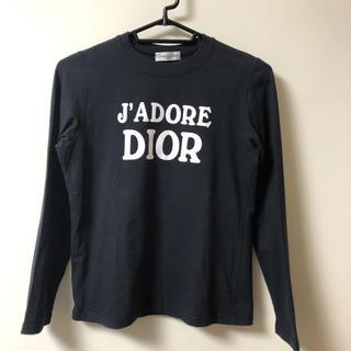 クリスチャンディオール(Christian Dior)のChristian Dior プリント Tシャツ(Tシャツ(長袖/七分))