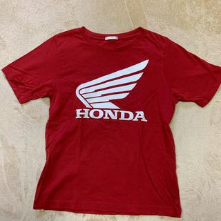 ジーユー(GU)のGU HONDAコラボ Tシャツ 140 (その他)