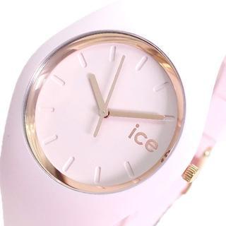 アイスウォッチ(ice watch)のアイスウォッチ 腕時計 ICE.GL.PL.U.S.14 001069 ピンク(腕時計)