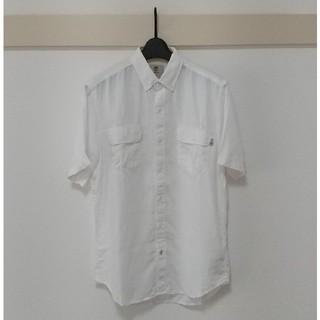 Timberland - 半袖シャツ 麻シャツ リネン
