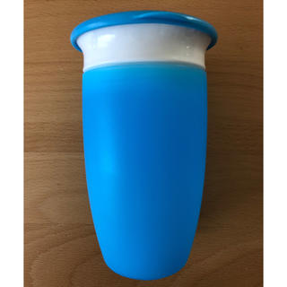 マンチキン ミラクルカップ ブルー 美品(マグカップ)