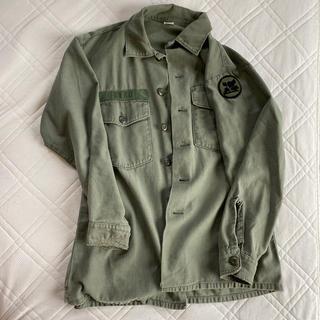 シンゾーン(Shinzone)のpreloved military jacket/ミリタリージャケット(ミリタリージャケット)