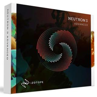iZotope Neutron 3 Advanced 正規品 未使用(ソフトウェアプラグイン)
