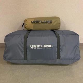 ユニフレーム(UNIFLAME)のREVOルーム4プラス REVOラック(テント/タープ)