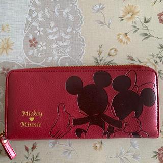 ディズニー(Disney)のミッキーミニー長財布(財布)