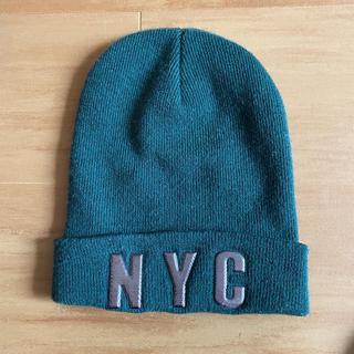 スピンズ(SPINNS)のニット帽(ニット帽/ビーニー)
