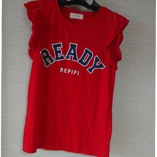レピピアルマリオ(repipi armario)のレピピアルマリオ/トップス(M)(Tシャツ/カットソー)