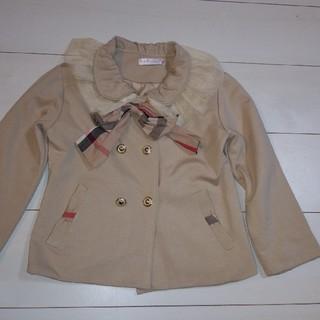 女の子 ジャケット 韓国子供服 140cm(ドレス/フォーマル)