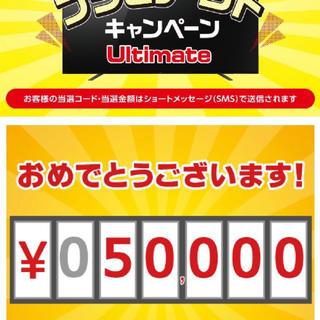 ブラビア(BRAVIA)のBRAVIA ブラビア ロト 50,000円キャッシュバック(テレビ)