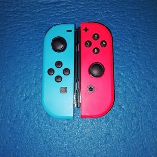 ジャンク品 ジョイコン NintendoSwitch スイッチ コントローラー(その他)