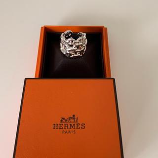 エルメス(Hermes)の美品♡ エルメス HERMES シェーヌダンクル リング GM 53(リング(指輪))