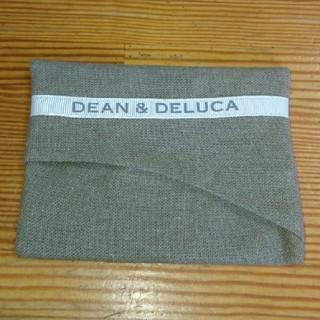 ディーンアンドデルーカ(DEAN & DELUCA)のDEAN&DELUCA☆リボンリメイクポケットティッシュケース(雑貨)
